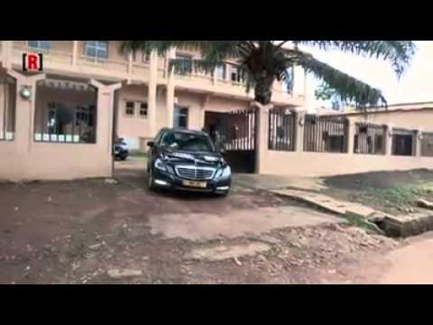 TRANS ROUTE CONGO : BUS DESSERVANT POINTE NOIRE À DOLISIE.