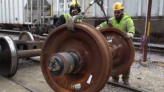 TRRS 504: Railcar Wheel Replacement