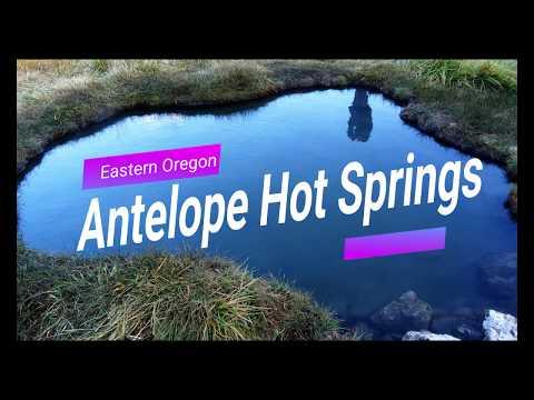 Antelope (Hart Mountain) Hot Springs, Hart Mountain Refuge