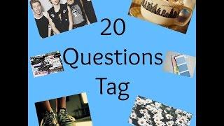 20 Questions Tag Thumbnail
