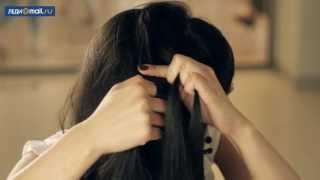 Как научиться плести кружевную косу