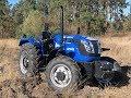 Обзор индийского мини-трактора SOLIS 50 на 50 л.с. от официального импортера Мини-Агро