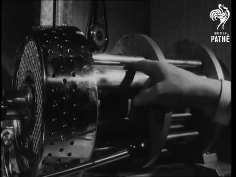 Lüling Magnetmotor UfA Wochenschau