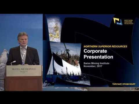 SMI (24/11/17) : Tom Morris - Northern Superior Resources IN