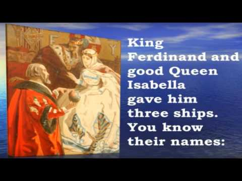 The Song: In 1492