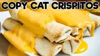 Crispitos | CAFETERIA COPY CAT | The Starving Chef Blog