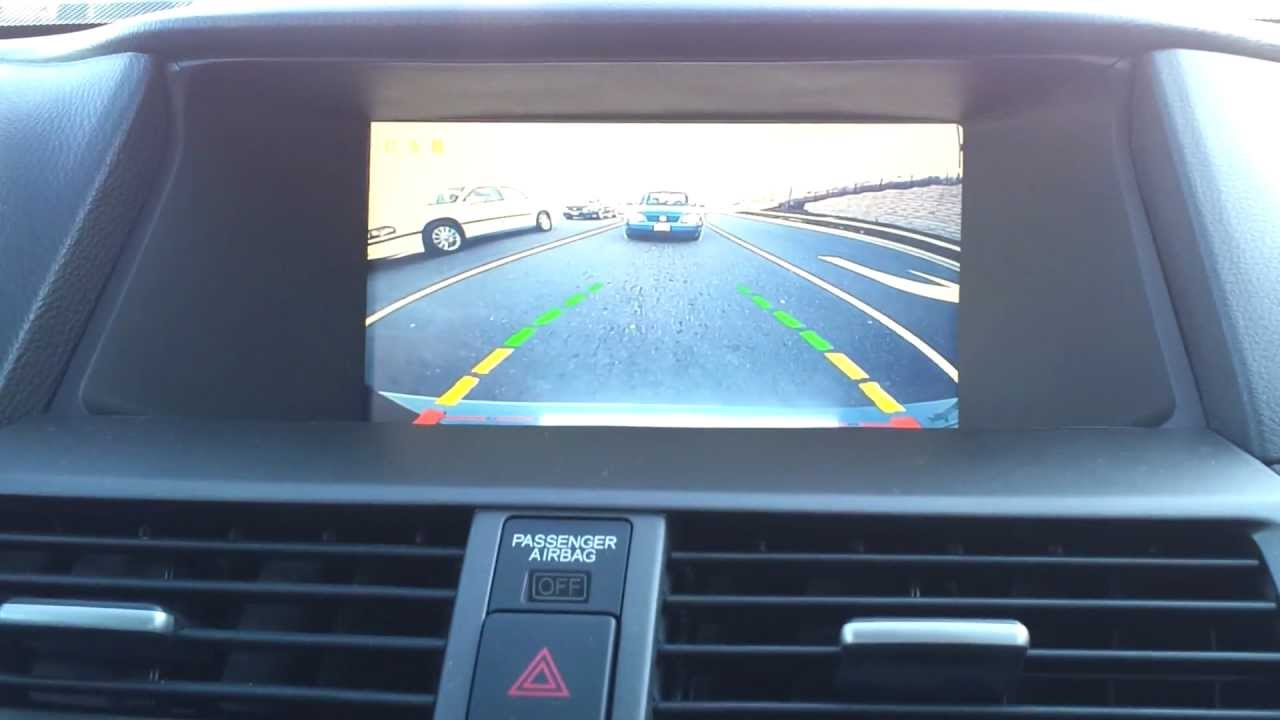 Special Car Rearview Camera for HONDA ACCORD for Public - YouTube