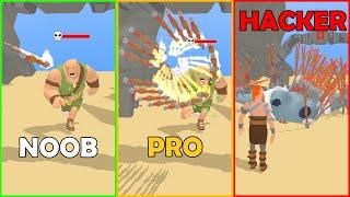 Weapon Cloner🔪🔪🔪But We Go NOOB vs PRO vs HACKER screenshot 2