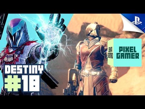 DESTINY    18 Bahia del Meridiano   Español   Guía - Gameplay   PS4