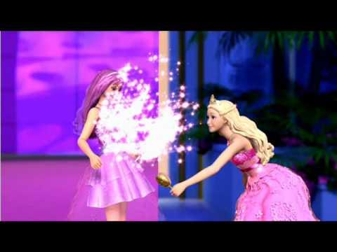 Barbie princess and the pop star princesses wanna sing - Barbie et la princesse pop star ...