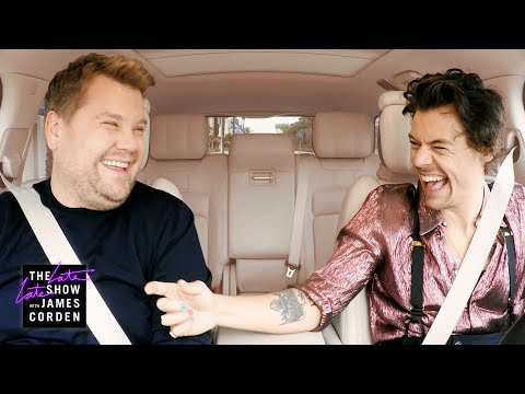 Chris Davis - Harry Styles - 'Adore You' - Carpool karaoke and Much More!