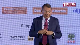Entrepreneur Journey of Sunny Verghese CEO, Olam International | TiE Con Kerala 2019