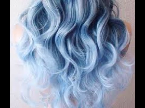 Light Blue Hair Color Ideas You