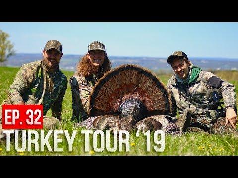 NEW YORK SUCCESS! - PUBLIC LAND TURKEY HUNTING