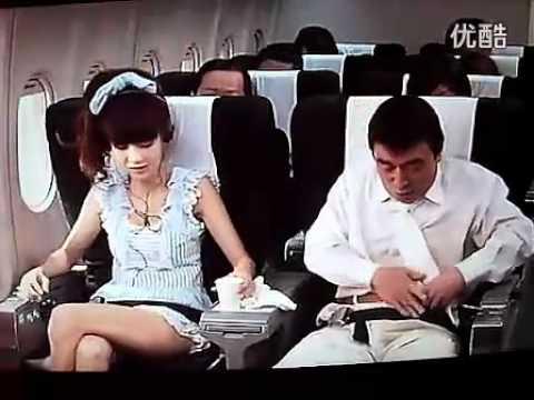 能让你笑喷饭 飞机上的故事