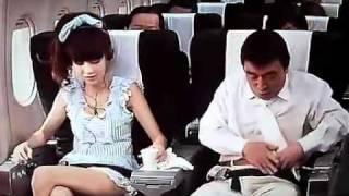 【搞笑】能让你笑喷饭 飞机上的故事