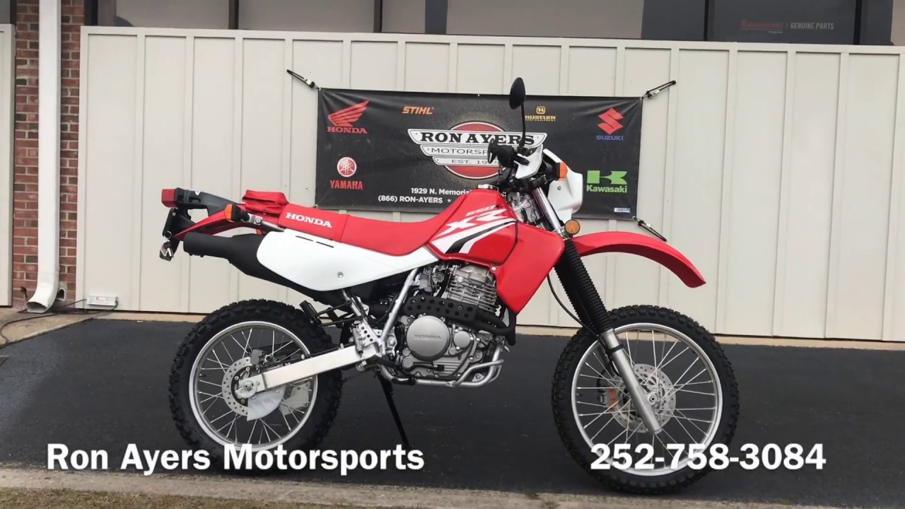 2019 Honda Xr650l Youtube