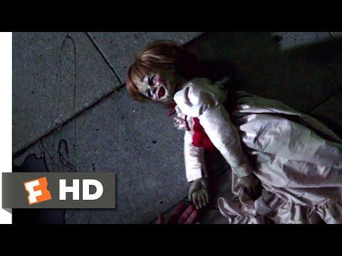 Annabelle (2014) - No Dolls In Church Scene (7/10)   Movieclips