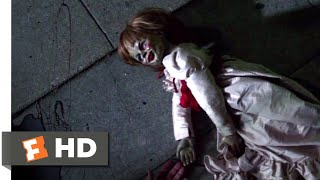 Annabelle (2014) - No Dolls in Church Scene (7/10) | Movieclips