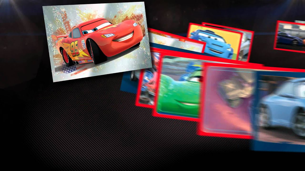 Panini Cars  Stickers