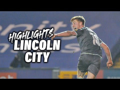 Lincoln Fleetwood Town Goals And Highlights