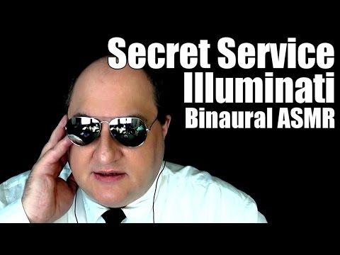 Illuminati Secret Service Binaural ASMR