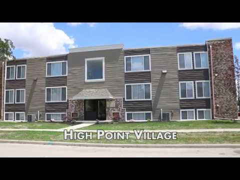 tour high point village apartments by mecca bowling green ohio youtube. Black Bedroom Furniture Sets. Home Design Ideas