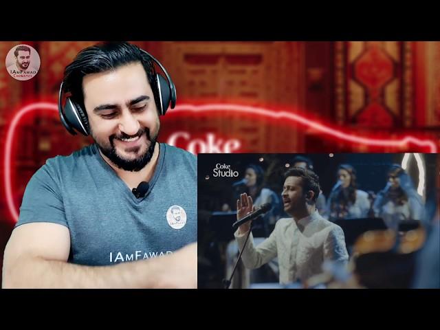 Coke Studio Season 12 | Wohi Khuda Hai | Atif Aslam | Reaction