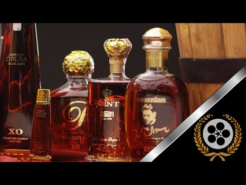 Proshyan Brandy Factory // Film // 2018 #Meloyan