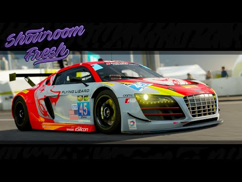 Forza Horizon 3 - 2014 Audi #45 Flying Lizard Motorsport R8 LMS Ultra