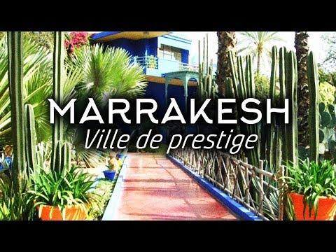 Marrakech : la nouvelle destination des stars