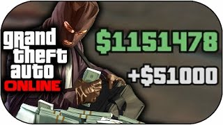 GTA 5 Online Easy & Fast Money - How to Get 50k in 70 Seconds Fastest TT Run (GTA 5 Online)