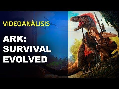 Vídeo ANÁLISIS ARK: Survival Evolved