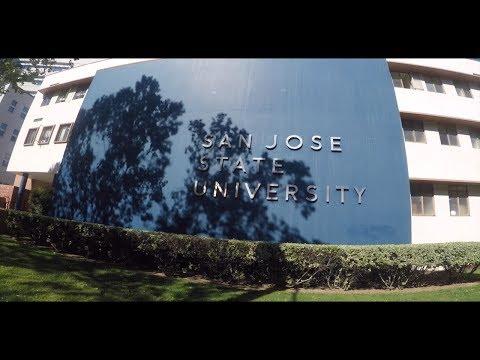 San Jose State University - Campus tour