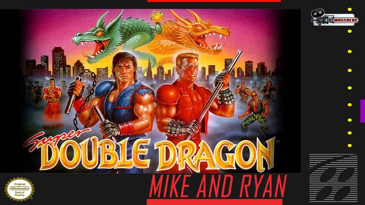 Super Double Dragon Snes Mike Ryan Youtube