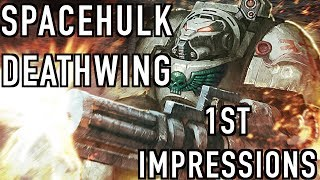 Space Hulk: Deathwing 1st Impressions