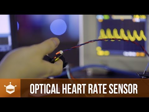 Opensource Optical Heart Rate Sensor/Pulse Sensor for Arduino