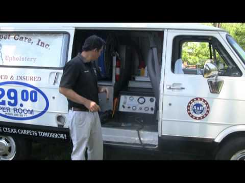 Carpet Cleaning Truck Mount Cooling Procedures