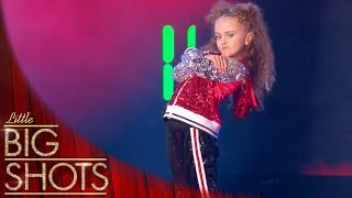 Australian Hip Hop With Jersey Mae | Little Big Shots