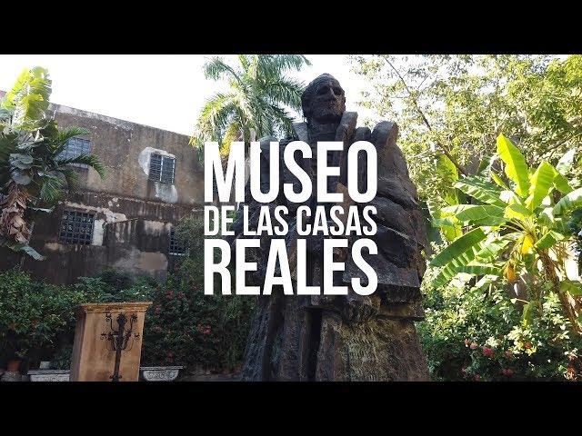 Visitando El Museo de Las Casas Reales | Ciudad Colonial - dParranda con Héctor Romero #2