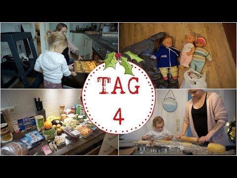 VLOGMAS #4 ❘ Kaufland Einkauf ❘ Plätzchen backen ❘ Dachbodenfund ❘ MsLavender