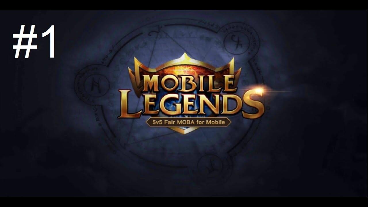 Mobile Legends - Tek Atan Balmond - #1 - YouTube