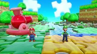 Super Mario Party - All 2 vs 2 Minigames
