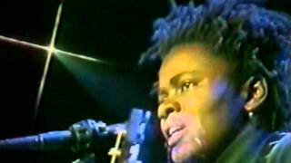 Tracy Chapman - All That You Have Is Your Soul - 12/4/1988 - Oakland Coliseum Arena