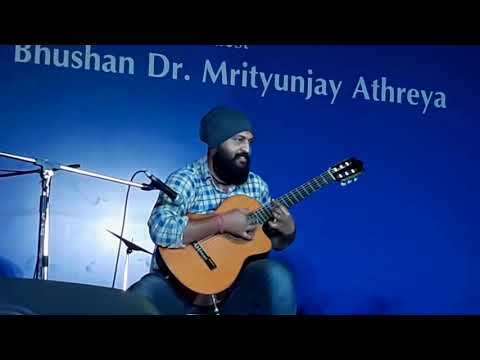 GRATITUDE by Amin Toofani covered by Deep Singh