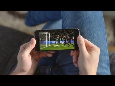 تطبيق لمشاهدة المبريات على الهاتف HD koora live