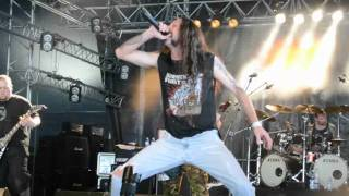 Malevolent Creation - Eve of the Apocalypse - Hellfest 2011 (áudio: Australian Onslaught)