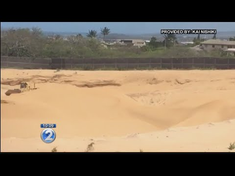 OHA considers legal action to ensure complete halt to Maui sand mining