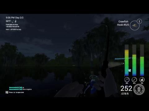 Fishing Planet PS4 Addition Louisiana