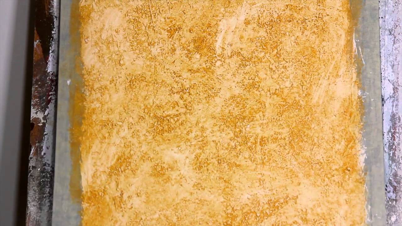 The Paint Finish Technique of Depth in the Glazing of Drywall : Painting &  Wall Decor